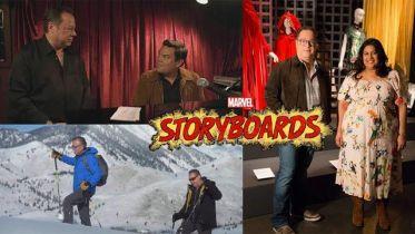 Storyboards - Joe Quesada z Marvela poprowadzi program na Disney+