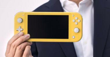 Nintendo Switch Lite - oficjalna prezentacja