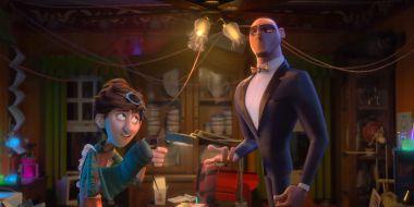 Tajni i fajni - nowy zwiastun filmu animowanego o superszpiegu
