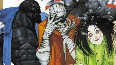 Doom Patrol. Tom 1 - recenzja komiksu