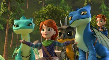 Jak wytresować smoka - Netflix zapowiada spin-off dla dzieci. Nowe seriale w planach