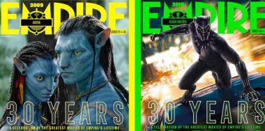 Empire - 30-lecie magazynu. Zobacz specjalne okładki