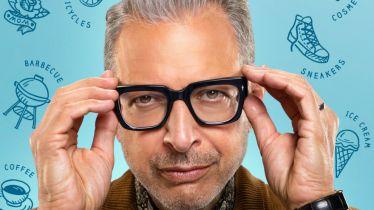 The World according to Jeff Goldblum - zwiastun autorskiego programu Jeffa Goldbluma