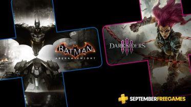 Wrzesień w PlayStation Plus - Batman i Furia trafią do abonentów usługi