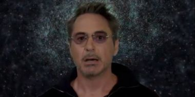 Robert Downey Jr. w porozumieniu z NASA przerwał koncert Stonesów