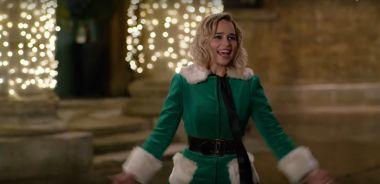 Last Christmas - zwiastun komedii. Emilia Clarke z Gry o tron w głównej roli