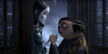 Rodzina Addamsów - posłuchaj piosenki Christiny Aguilery promującej film