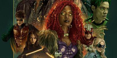 Zwiastun 2. sezonu Titans pokazuje nowe postacie. Są Bruce Wayne i Deathstroke