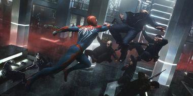 Marvel's Spider-Man - bohaterowie i złoczyńcy. Te szkice będziesz chciał mieć na tapecie