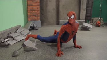 Najdziwniejsze i najlepsze pomysły Sony na Spider-Mana - joga, weganizm, Snapchat