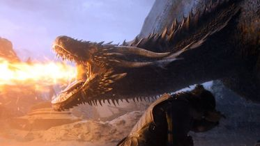 Gra o tron - dlaczego Drogon spalił [SPOILER]? Jest odpowiedź