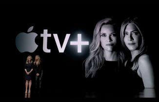 Disney Plus oceniane wyżej niż Apple TV+