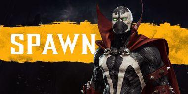 Spawn w Mortal Kombat 11. Jaki aktor udzieli głosu postaci?