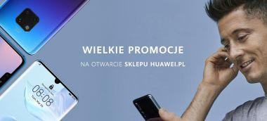 Huawei uruchomi oficjalny sklep internetowy