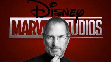 Steve Jobs pomógł Disneyowi przejąć Marvela. Były też plany fuzji z Apple?
