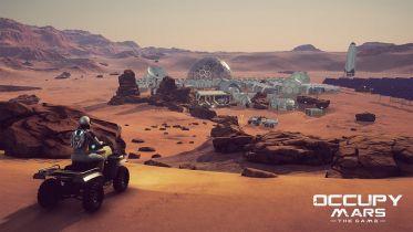 Occupy Mars i Rover Mechanic Simulator przeniosą nas na Marsa. Premiera na PC już wkrótce