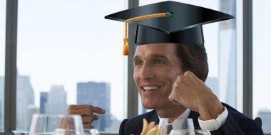 Przychodzi student na egzamin, a tam Matthew McConaughey. Aktor został profesorem