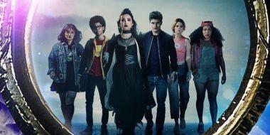 Runaways - oficjalny plakat 3. sezonu