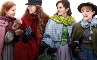 Małe kobietki - Saoirse Ronan i reszta gwiazd na plakatach z filmu