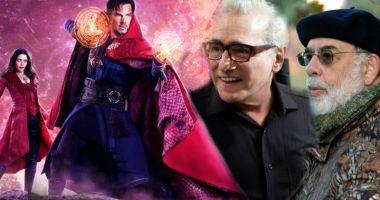Scenarzyści Avengers: Endgame też odpowiadają Martinowi Scorsese