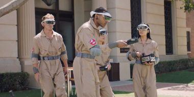 Sony testuje gogle AR w parku Pogromców duchów