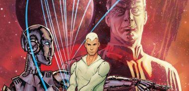 Star Wars Legendy #20: Agent Imperium. Żelazne zaćmienie - recenzja komiksu