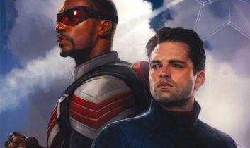 The Falcon and The Winter Soldier - kostiumy bohaterów MCU. Tajemniczy agent niczym Cap