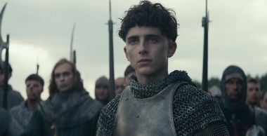 Król - nowy zwiastun filmu. Chalamet jako Henryk V