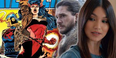 Eternals - co pokaże nam pierwszy zwiastun filmu Marvela? Nowe informacje