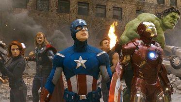 MCU - rocznie będzie coraz więcej filmów Marvela