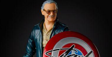 Fantastyczna Czwórka, Doktor Doom i Stan Lee. Zobacz figurki Marvel Legends