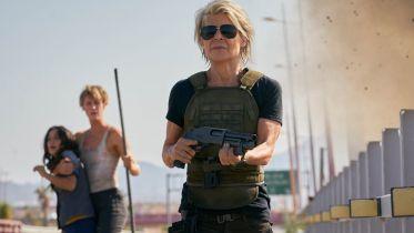 Terminator: Mroczne przeznaczenie - Sarah Connor w akcji. Jest fragment