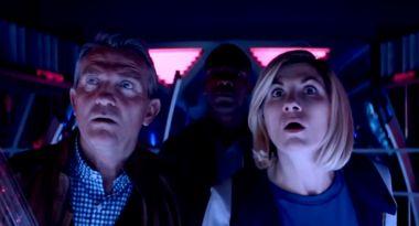 Doktor Who - zwiastun 12. sezonu serialu