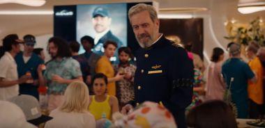 Avenue 5 - pełny zwiastun kosmicznego serialu HBO. Hugh Laurie w roli głównej