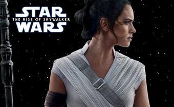 Gwiezdne Wojny: Skywalker. Odrodzenie - plakaty z bohaterami filmu