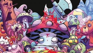 Nienawidzę baśniowa, tom 4: Konali krótko i płaczliwie - recenzja komiksu