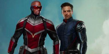 The Falcon and The Winter Soldier - Sebastian Stan na nowych zdjęciach z planu