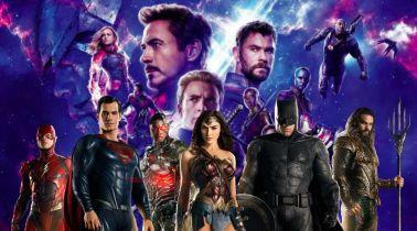W domu czy w kinie? Fani MCU i DC wyjawili, gdzie wolą oglądać filmy