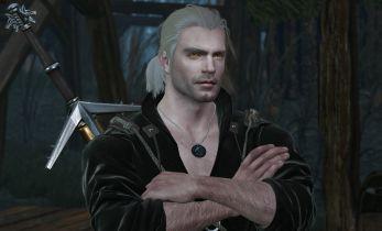 Wiedźmin 3: Dziki Gon - Henry Cavill jako Geralt także w grze!