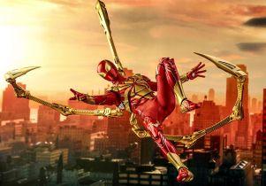 Marvel's Spider-Man: Pajączek w stroju Iron Spider. Oto świetna figurka z gry