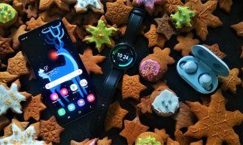 Jak gadżety Samsung Galaxy pomogły przygotować się do świąt
