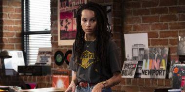 High Fidelity - Zoë Kravitz sarkastycznie o braku ciemnoskórych bohaterek w Hulu