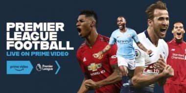 Mecze Premier League na platformie Amazon Prime Video