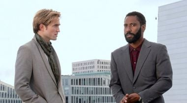 Tenet - zwiastun nowego filmu Nolana. Tak prezentuje się tajemniczy projekt reżysera