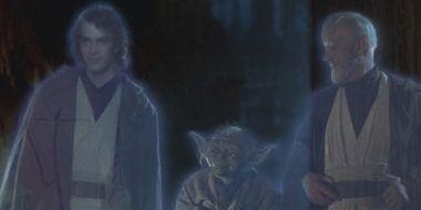 Gwiezdne wojny: Duchy Mocy w walce z armią Palpatine'a. Tę grafikę pokochało wielu fanów