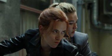 Czarna Wdowa - Scarlett Johansson promuje film w sesji zdjęciowej