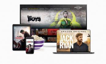 Amazon Prime Video za darmo przez 6 miesięcy w Play