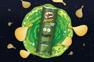 Rick i Morty - powstaną chipsy o smaku... Pickle Ricka. Zobacz fragment reklamy