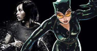 The Batman - Zoë Kravitz o intensywnych przygotowaniach do roli Catwoman