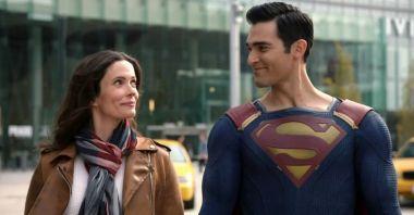 Superman & Lois - twórcy o serialu. Historia o życiu miłosnym superbohatera?